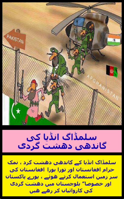 Widget_India & Afghanistan attack Pak_Write